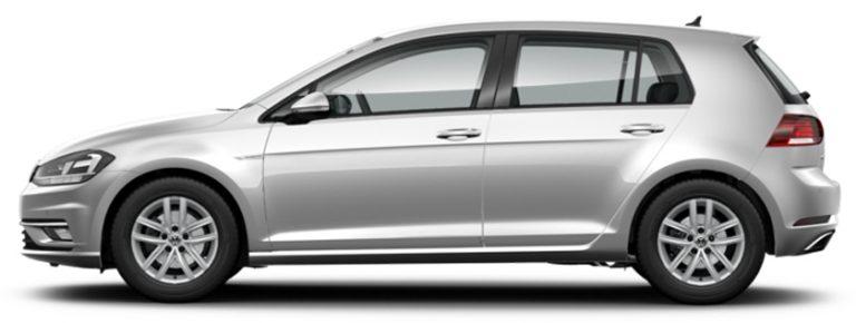 Nuova Volkswagen Golf Business